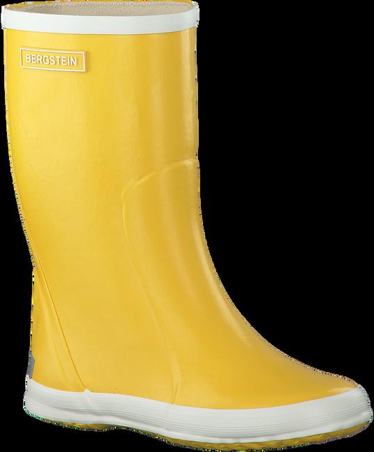 Gele BERGSTEIN Regenlaarzen RAINBOOT - large