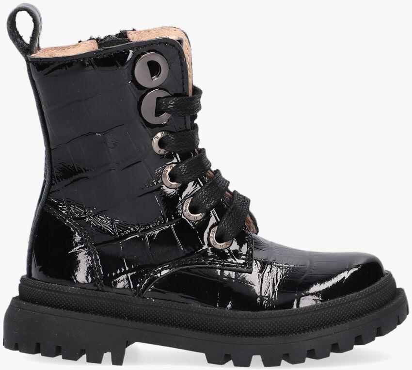 Zwarte SHOESME Hoge sneaker NR21W005  - larger