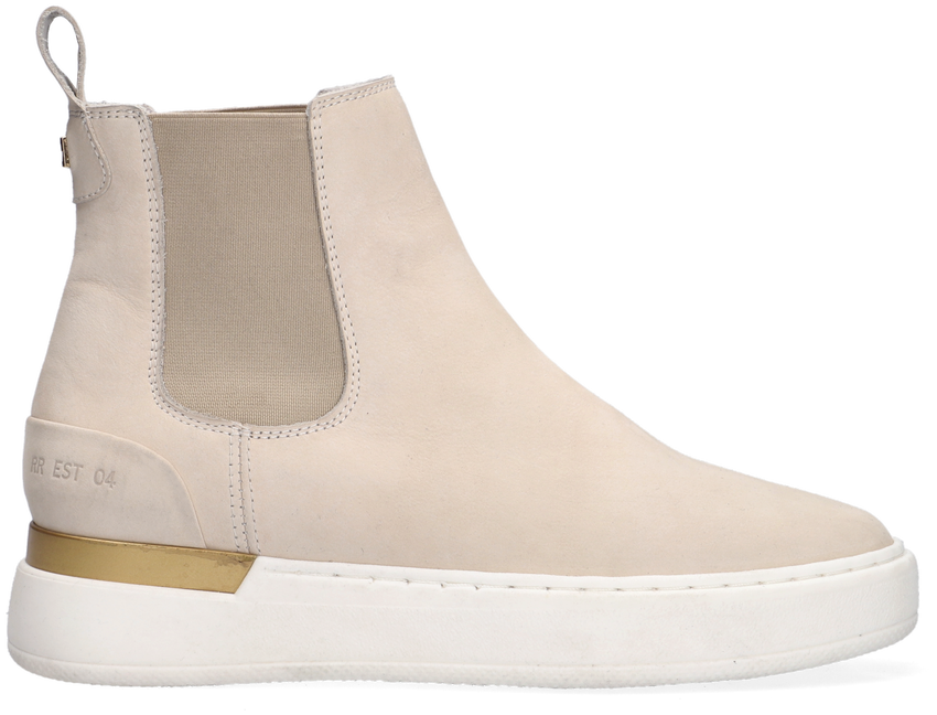 Beige RED-RAG Chelsea boots 71274  - larger