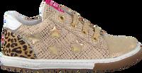 Gouden SHOESME Lage sneakers EF20S032  - medium