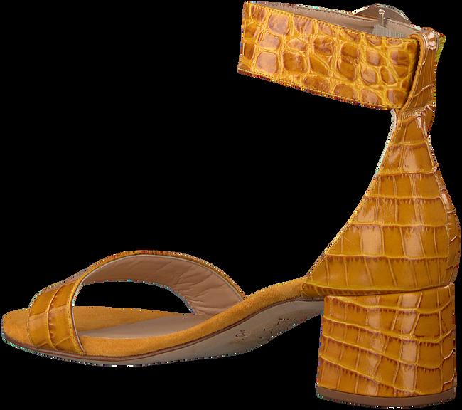 Bruine UNISA Sandalen GINA  - large