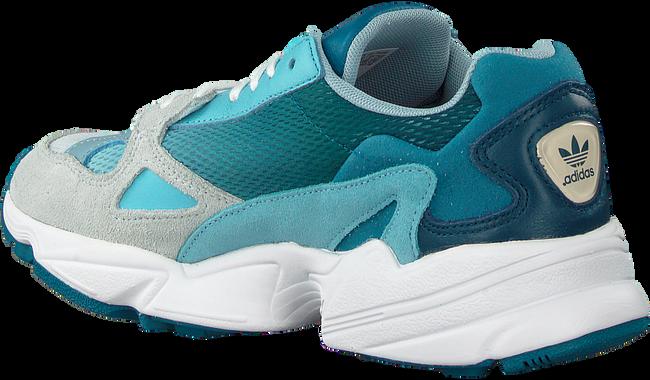 Blauwe ADIDAS Sneakers FALCON W  - large