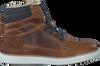 Cognac BULLBOXER Sneakers AGM508  - small