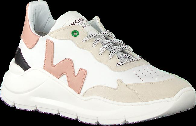 Witte WOMSH Lage sneakers VEGAN  - large
