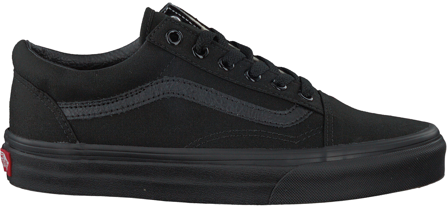 vans old skool dames zwart 39