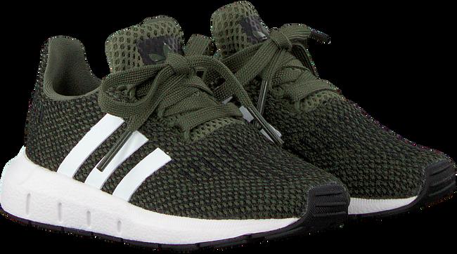 Groene ADIDAS Sneakers SWIFT RUN I - large