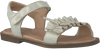Witte CLIC! Sandalen 8158  - small
