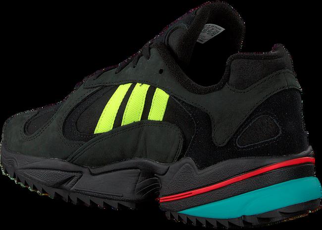 Zwarte ADIDAS Sneakers YUNG-1 TRAIL  - large