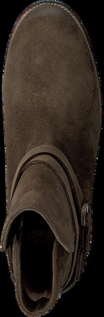 Groene FRED DE LA BRETONIERE Enkellaarsjes 181010022 - large