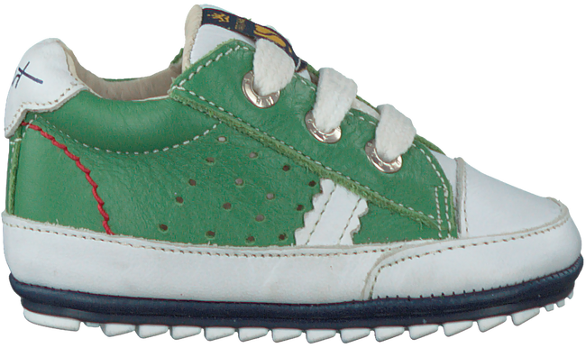 Groene SHOESME Babyschoenen BP7S007  - large