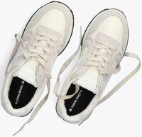 Witte BJORN BORG Lage sneakers R455 WSH NYL W  - medium