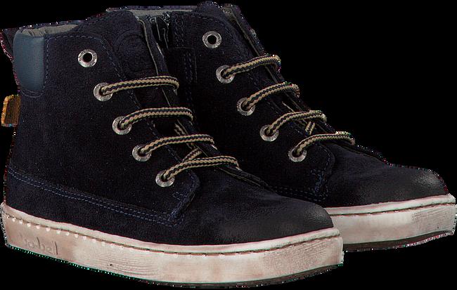 Blauwe BO-BELL Sneakers BRYAN  - large