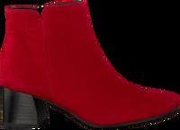 Rode PAUL GREEN Enkellaarsjes 9609  - medium