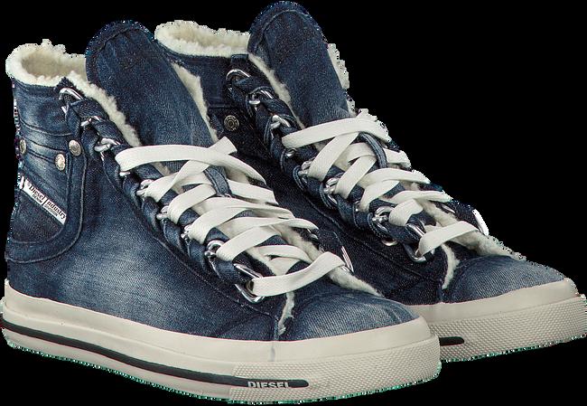 Blauwe DIESEL Sneakers EXPOSURE IV  - large