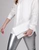 Witte PETER KAISER Clutch LIEKE - small