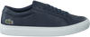 Blauwe LACOSTE Sneakers L1212  - small