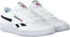Witte REEBOK Lage sneakers CLUB C REVENGE MU MEN  - small