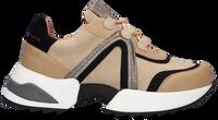 Beige ALEXANDER SMITH Lage sneakers MARBLE  - medium