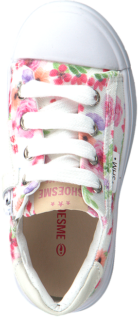 Witte SHOESME Sneakers SH9S035 - large