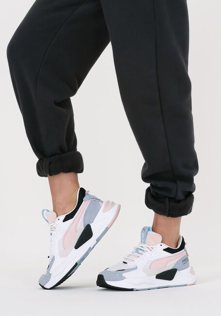 Witte PUMA Lage sneakers RSZ REINVENT WNS  - large