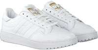 Witte ADIDAS Lage sneakers TEAM COURT W  - medium