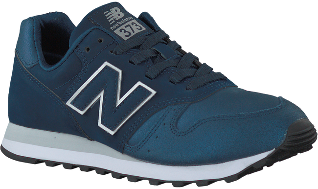 blauwe NEW BALANCE Sneakers WL373 DAMES  - large