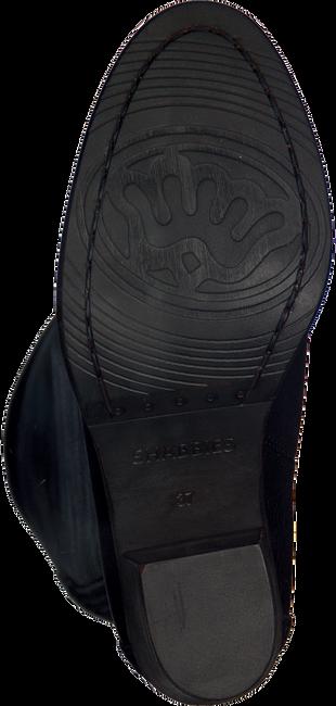 Zwarte SHABBIES Lange laarzen 250191  - large
