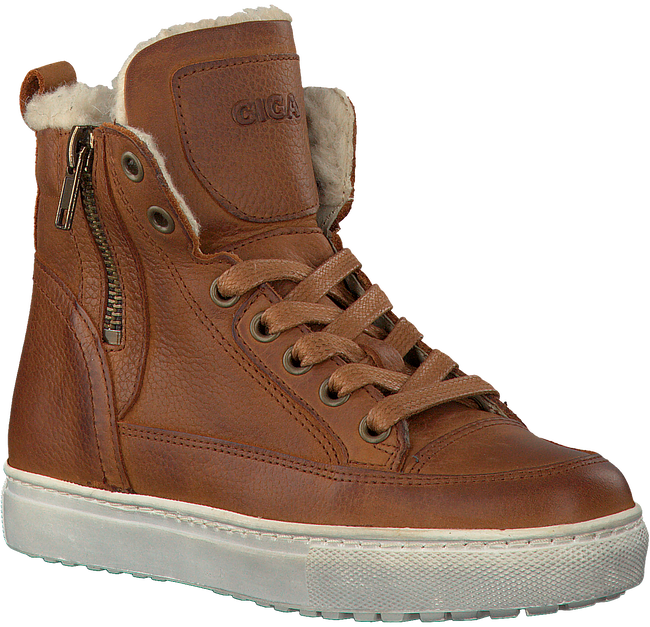 Cognac GIGA Sneakers 8825  - large