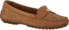 Cognac TOMMY HILFIGER Mocassins MOCCASIN WITH CHAIN DETAIL  - small