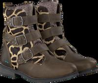 Groene BUNNIES JR Biker boots KATY KRACHT - medium