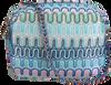 Blauwe BECKSONDERGAARD Schoudertas AWRY PAYA - small