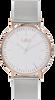Zilveren IKKI Horloge DANNY - small
