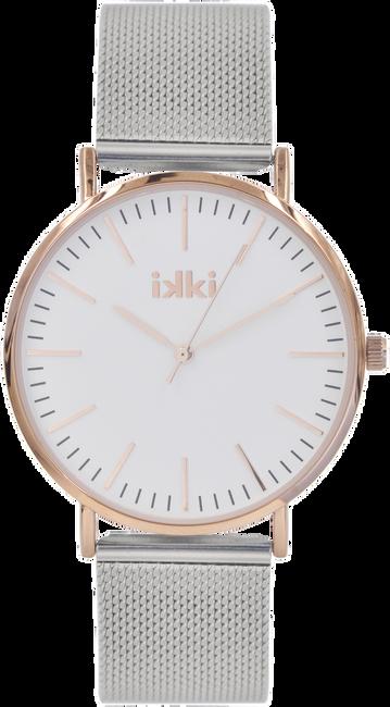 Zilveren IKKI Horloge DANNY - large