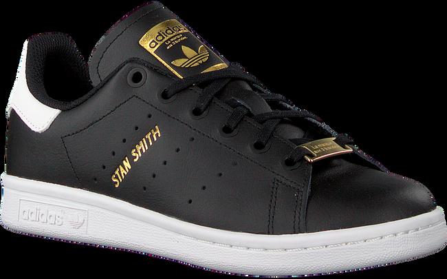 Zwarte ADIDAS Lage sneakers STAN SMITH J  - large