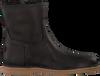 Zwarte GIGA Lange laarzen 8509  - small