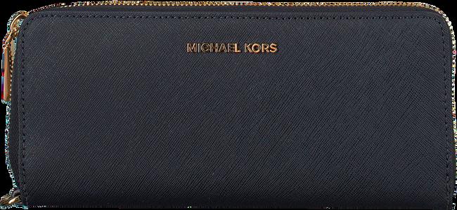 Blauwe MICHAEL KORS Portemonnee TRAVEL CONTINENTAL - large
