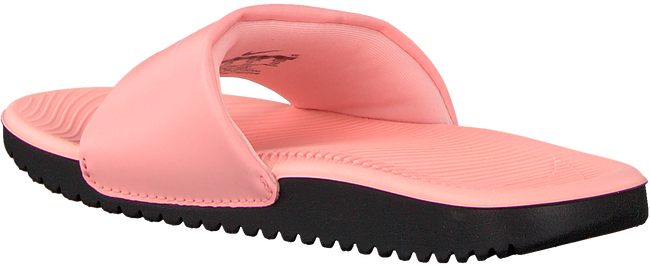 Roze NIKE Slippers KAWA SLIDE GS/PS  - large