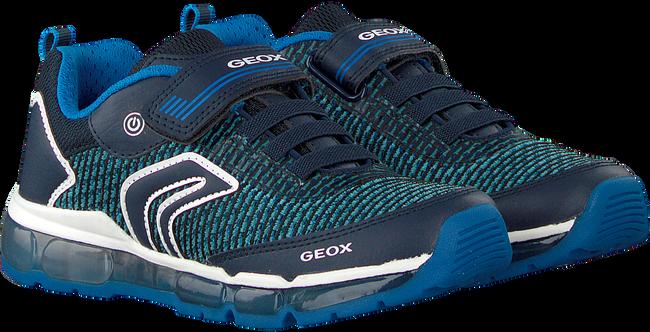 Blauwe GEOX Sneakers J8244A - large