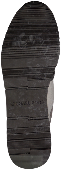 Grijze MICHAEL KORS Sneakers ALLIE TRAINER  - large