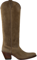 Taupe SENDRA Cowboylaarzen 6592  - medium
