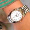 Zilveren IKKI Horloge BRONX - small