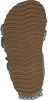 Zilveren SHOESME Sandalen BI9S080 - small