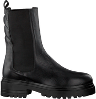 Zwarte DEABUSED Chelsea boots DEA-79L  - medium