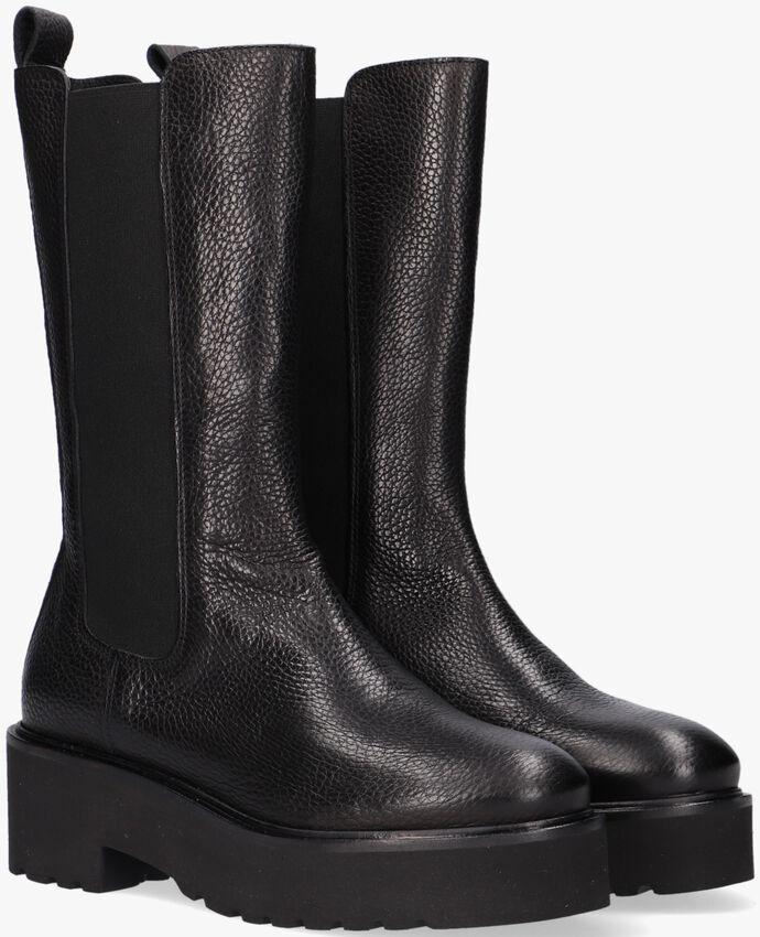 Zwarte VIA VAI Chelsea boots BOBBI MATT - larger