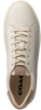 Beige COACH Lage sneakers ADB LEATHER-SUEDE LOW TOP  - small