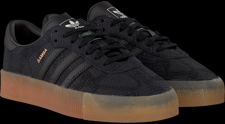 8f18791b3eb Zwarte ADIDAS Sneakers SAMBAROSE - large. Next