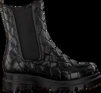 Zwarte NOTRE-V Chelsea boots 10B-201  - medium