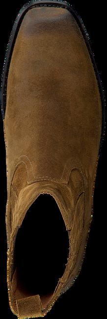 Bruine SHABBIES Enkellaarsjes 182020204 SHS0715  - large