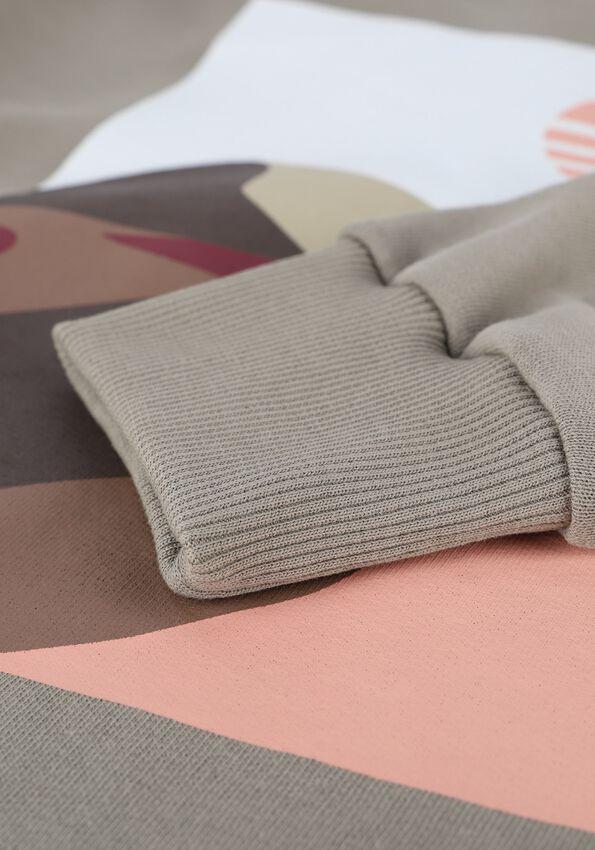 Khaki KULTIVATE Sweater SW SAHARA - larger
