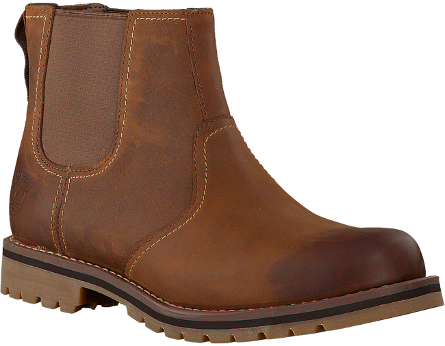 Bruine TIMBERLAND Chelsea boots LARCHMONT CHELSEA  - large